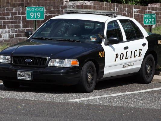 Millville Police carousel 08