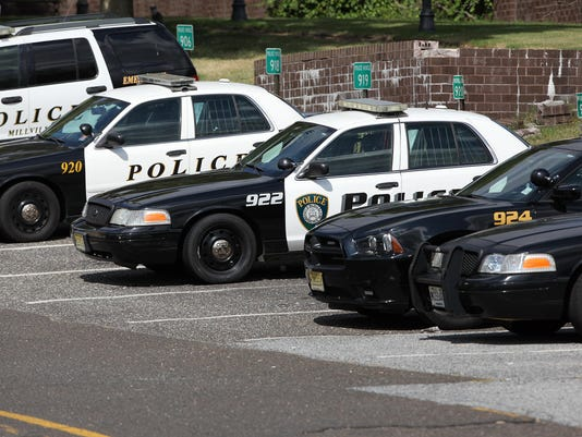 Millville Police carousel 11