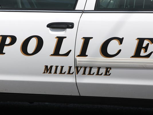 Millville Police carousel 06
