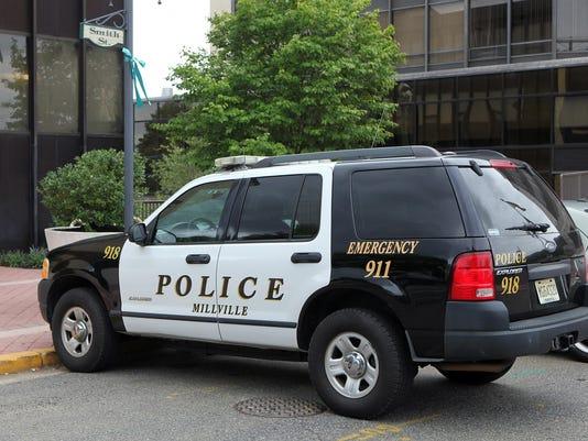 Millville Police Carousel 1