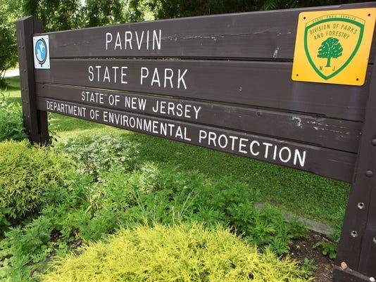 Parvin State Park Carousel
