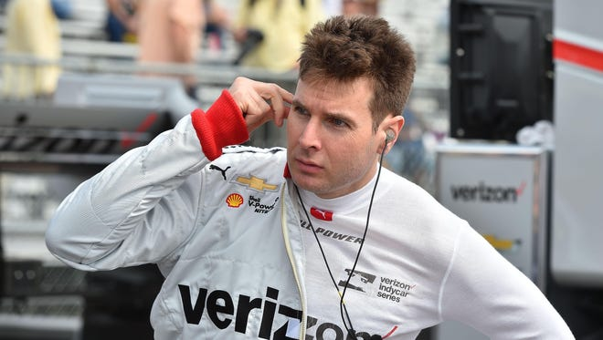 Verizon IndyCar Series driver and recreational drummer Will Power will play during the Rock-IN-Roar event on May 20.