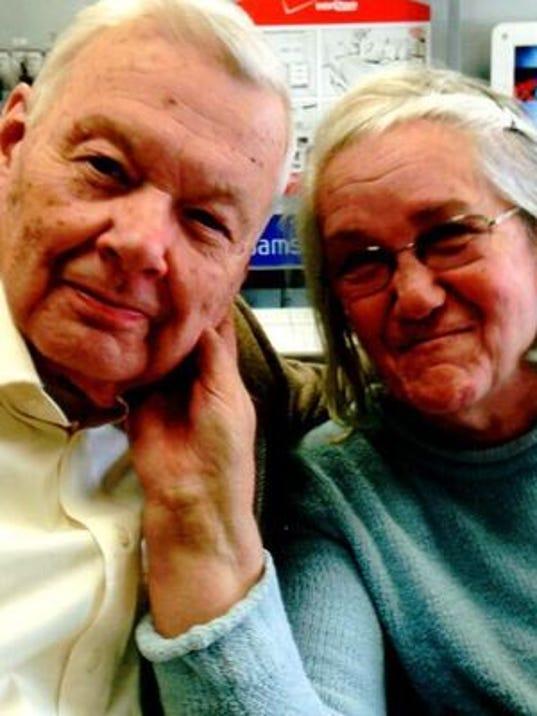 Anniversaries: Bob Nordstrom & Billie Nordstrom