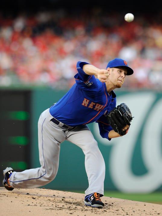 Mets Nationals Baseball (2)