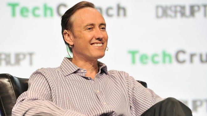 DFJ Partner Steve Jurvetson speaks onstage during TechCrunch Disrupt SF 2017 on September 18, 2017 in San Francisco, California.