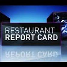 2WTK Restaurant Report Card