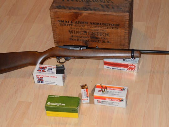 Firearms old and new, and from handguns to sporting rifles to military-style carbines, are chambered for the popular .22 LR rimfire cartridge.