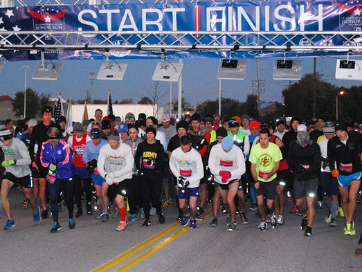 Florence Honor Run gathers more than 1,000
