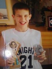 Kellen 5th grade Mt Vernon Knights