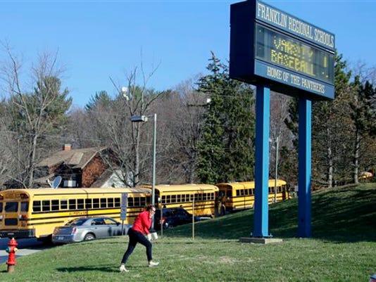 APTOPIX High School S_Mann.jpg