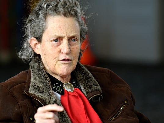 Temple Grandin at EquiTeam