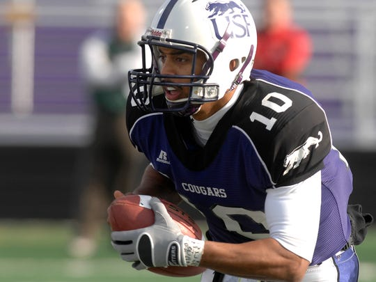 Lorenzo Brown won two national championships and an NAIA player of the year award at USF.