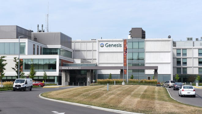 Chris Crook/USA Today Network - Ohio Good Samaritan Hospital and Bethesda Hospital merged into Genesis Hospital, which was opened in 2015.