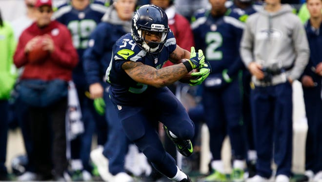 Thomas Rawls is set to return to the starting lineup with rookie C.J. Prosise out for the rest of the season.