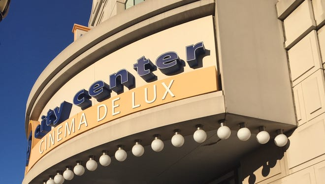 The 15-theater movie house at the City Center in White Plains