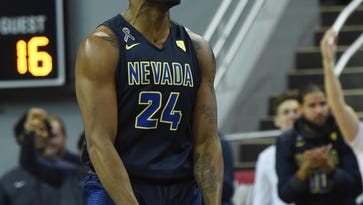 UNLV stops Nevada's home streak at sold-out Lawlor