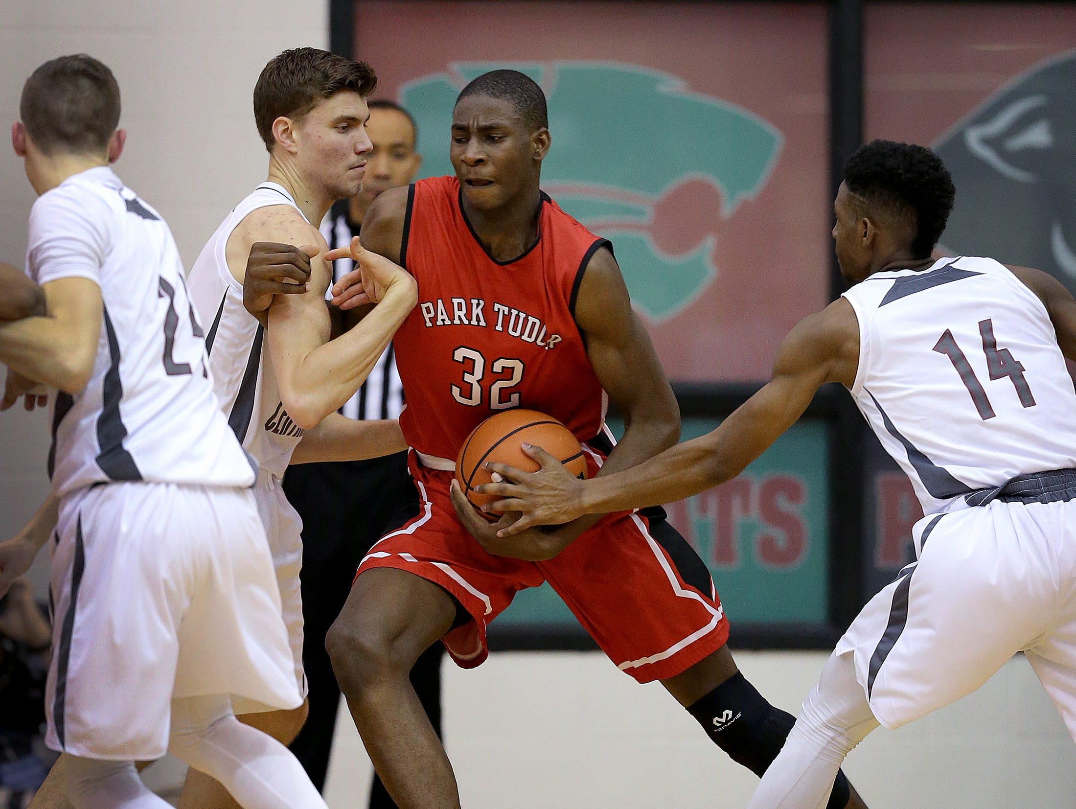 A top area player his first three seasons at Park Tudor, Jaren Jackson Jr. will finish his high school career at La Lumiere.