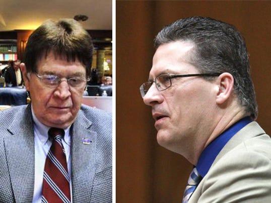 3 legislators