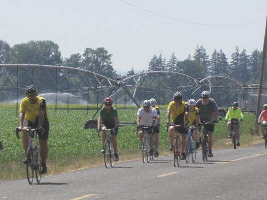 SAL Novice bike ride for 0822