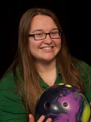 All-Shore Girls Bowler of the Year Tori Boughton of Brick Memorial.