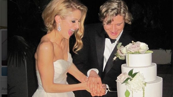 Tanith Belbin and Charlie White