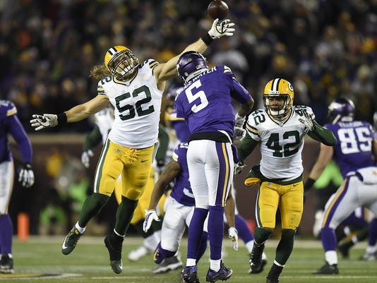 GPG ES Packers vs Vikings 11.22.15