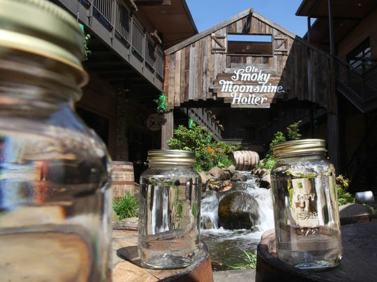 Ole Smoky Distillery in downtown Gatlinburg, which opened in July 2010, was the first federally licensed distillery in the history of East Tennessee.