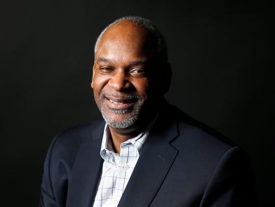Rev. Damon Lynch, III, pastor of New Prospect Baptist