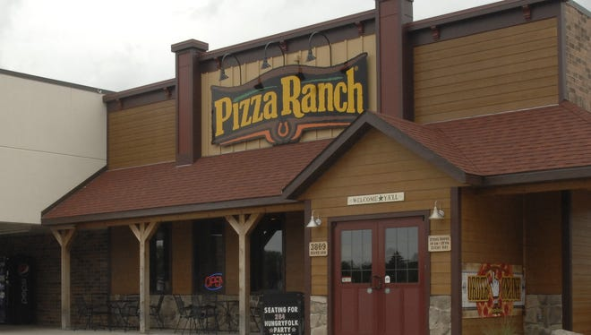 Pizza Ranch restaurant in Sioux Falls, S.D.