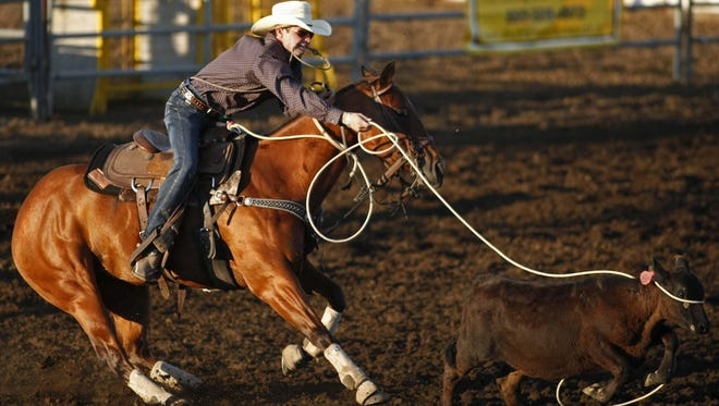 Santiam Canyon Stampede takes place 7 p.m. Friday and Saturday on the Sublimity Harvest Festival Grounds.