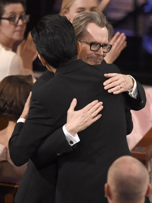 Kazuhiro Tsuji, Gary Oldman