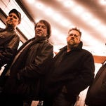 The Scott Martin Band are the featured performers at this Friday's Rhythmz in Riley Park.