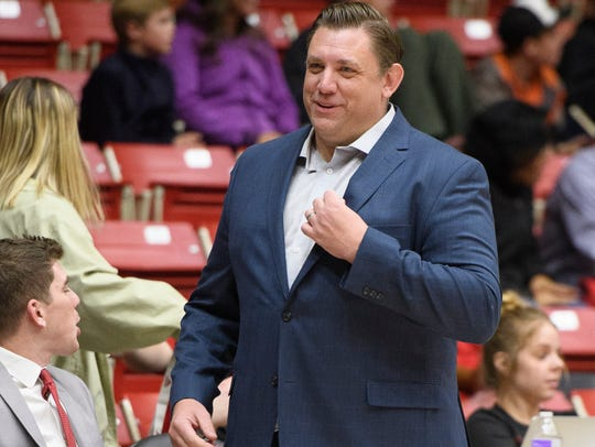 Coach Todd Simon will coach his first postseason game while at SUU, as the T-Birds accepted a bit into the CIT Sunday.