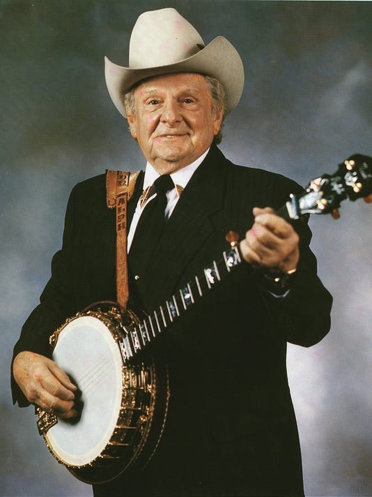 Ralph Stanley  mourned