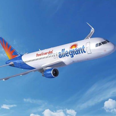 Allegiant Air flies high in Las Vegas