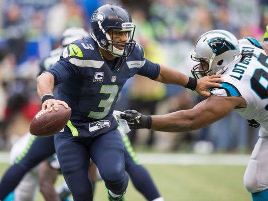 NFL: Carolina Panthers at Seattle Seahawks
