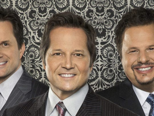 The Booth Brothers will perform at the Jackson Sings the Gospel Event July 13-16.