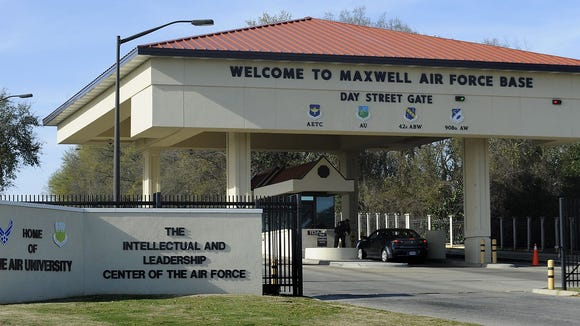 Live from Maxwell AFB.
