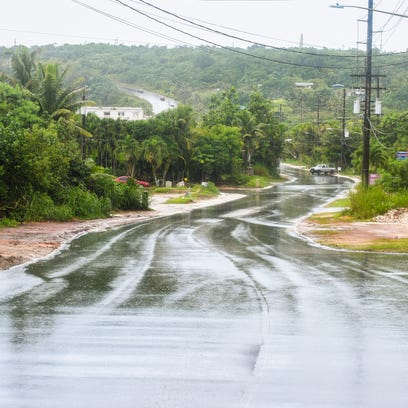 Our View: Re-stripe Guam roads, install reflectors to improve safety