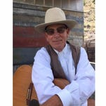 New Mexico singer/songwriter Luke Reed is scheduled to perform in concert from 2 to 4 p.m. Saturday at Morgan Hall, 109 E. Pine St.