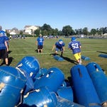 Follow #ShoreFootballTour on Twitter for the latest on high school football camps and the upcoming season.