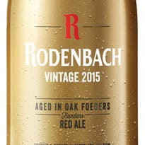 Beer Man: Rodenbach Vintage 2015 is a Belgium treat