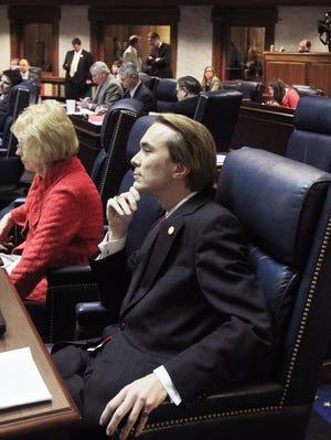 Sen. Brent Waltz was a state senator from 2004 to2016.