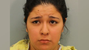 Jenea Ann Mungia, 23, is charged with injury to a child