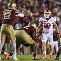 Boulware honored by ACC coaches