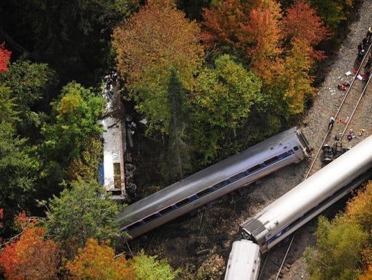 Vermont Train Derailment