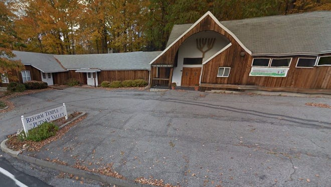 The Reform Temple of Putnam Valley, on Church Road. The temple will being offering free introductory Hebrew classes starting Nov. 11.