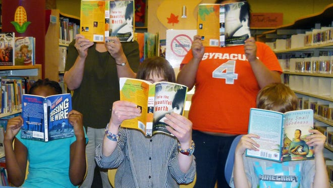 The Big Read features books for adults and children.