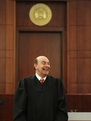 State Supreme Court Justice Joseph Valentino is retiring after a career that took him to state Supreme Court and the regional appellate court.