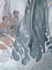 """Yao Bai and the Egg Pirates"" by Michael Kress-Russick,"